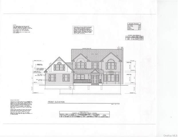 11 Dutchman Drive, New Windsor, NY 12553 (MLS #H6038651) :: Cronin & Company Real Estate