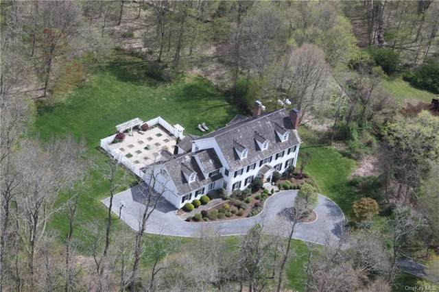 267 Westchester Avenue, Pound Ridge, NY 10576 (MLS #H6038850) :: Cronin & Company Real Estate