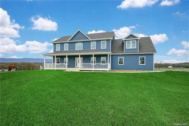 "120 Mulford Drive(Lot #25) ""Mulford H Model"", Shawangunk, NY 12589 (MLS #H6039233) :: William Raveis Baer & McIntosh"
