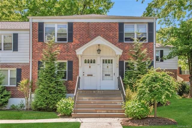 4 Peck Avenue 42A, Rye City, NY 10580 (MLS #H6039269) :: William Raveis Baer & McIntosh