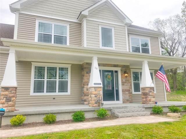 30 Otterkill Road, Cornwall, NY 12553 (MLS #H6039311) :: Cronin & Company Real Estate