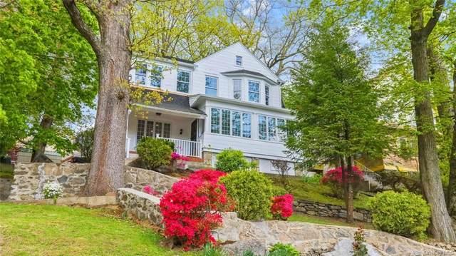 63 Halcyon Terrace, New Rochelle, NY 10801 (MLS #H6039337) :: Cronin & Company Real Estate