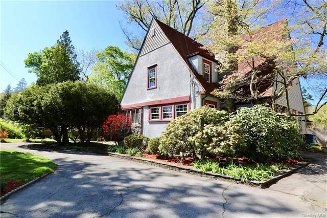 8 Gedney Way, Newburgh City, NY 12550 (MLS #H6039343) :: Cronin & Company Real Estate