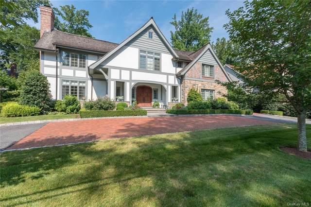 54 Orchard Drive, Greenwich, CT 06830 (MLS #H6039407) :: Cronin & Company Real Estate