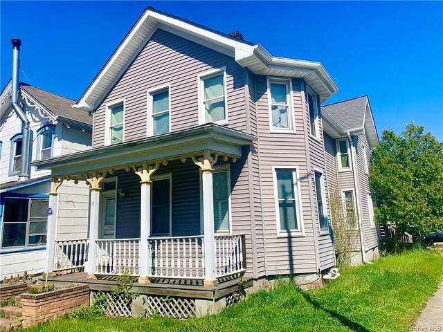 13 S Clinton, Poughkeepsie City, NY 12601 (MLS #H6039522) :: Mark Boyland Real Estate Team
