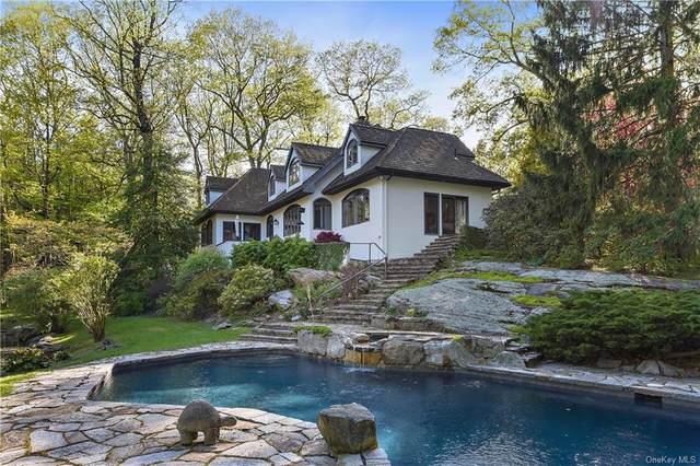 80 Eastwoods Road, Pound Ridge, NY 10576 (MLS #H6039539) :: Mark Boyland Real Estate Team