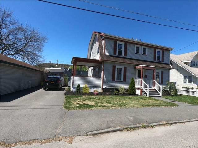 6 Kellogg Avenue, Port Jervis, NY 12771 (MLS #H6039599) :: Cronin & Company Real Estate