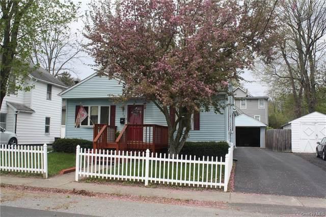 30 Glass Street, Port Jervis, NY 12771 (MLS #H6039625) :: William Raveis Baer & McIntosh