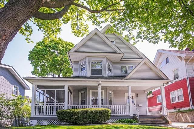 128 Buckingham Road, Yonkers, NY 10701 (MLS #H6039655) :: Cronin & Company Real Estate