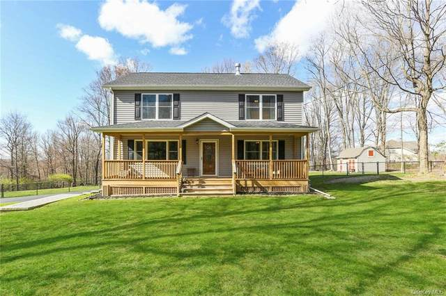 349 Old Hopewell Road, Wappinger, NY 12590 (MLS #H6039771) :: Cronin & Company Real Estate