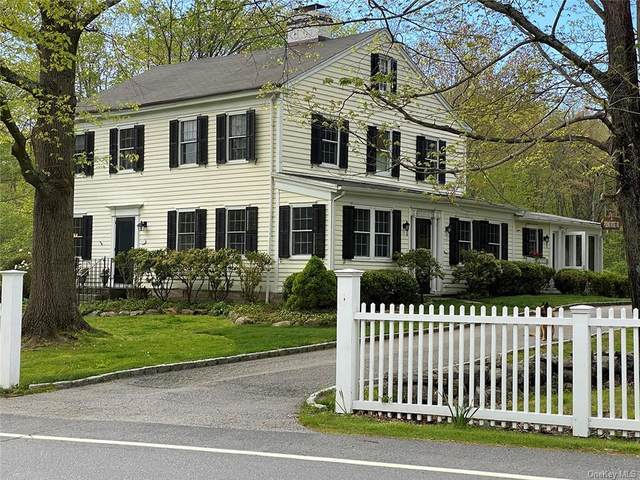 11 Pound Ridge Road, Pound Ridge, NY 10576 (MLS #H6039778) :: Cronin & Company Real Estate