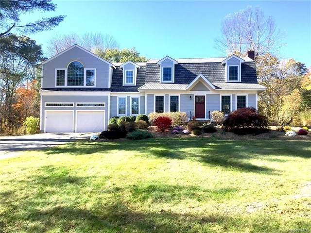 40 Cross Pond Road, Lewisboro, NY 10576 (MLS #H6039816) :: Cronin & Company Real Estate
