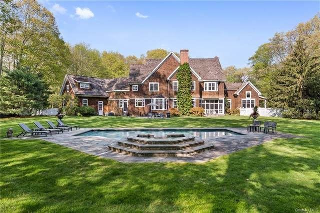 286 Stone Hill Road, Pound Ridge, NY 10576 (MLS #H6039887) :: Cronin & Company Real Estate