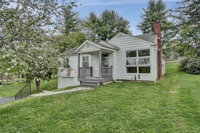 105 Burlingham Road, Crawford, NY 12566 (MLS #H6039980) :: Cronin & Company Real Estate