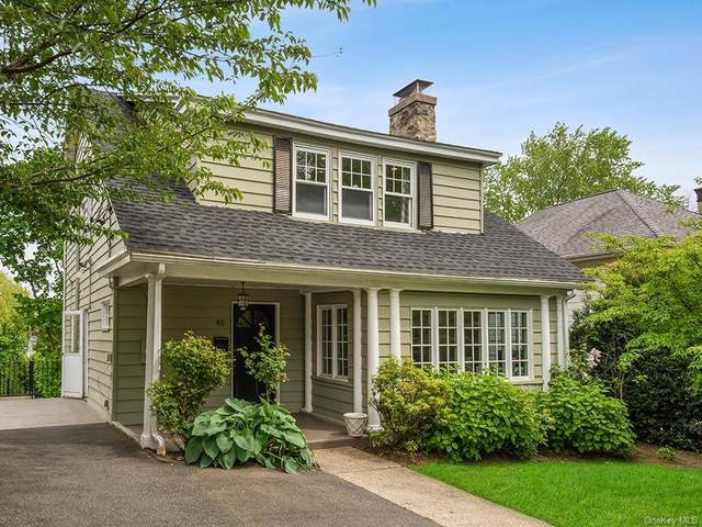 45 Dillon Road, Mamaroneck, NY 10538 (MLS #H6040011) :: William Raveis Legends Realty Group