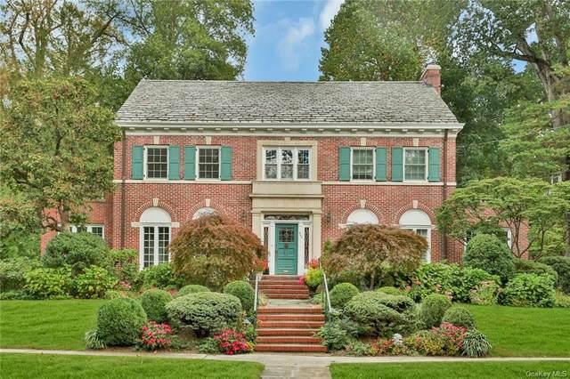 540 Monterey Avenue, Pelham, NY 10803 (MLS #H6040085) :: Cronin & Company Real Estate