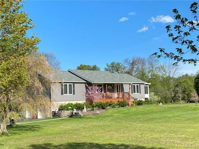 86 Burgher Road, Olive, NY 12494 (MLS #H6040176) :: Cronin & Company Real Estate