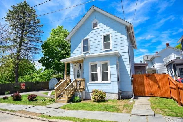 25 Washington Avenue, Port Jervis, NY 12771 (MLS #H6040292) :: Signature Premier Properties