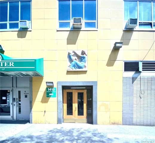 1410 Metropolitan Avenue 2I, Bronx, NY 10462 (MLS #H6040297) :: Cronin & Company Real Estate