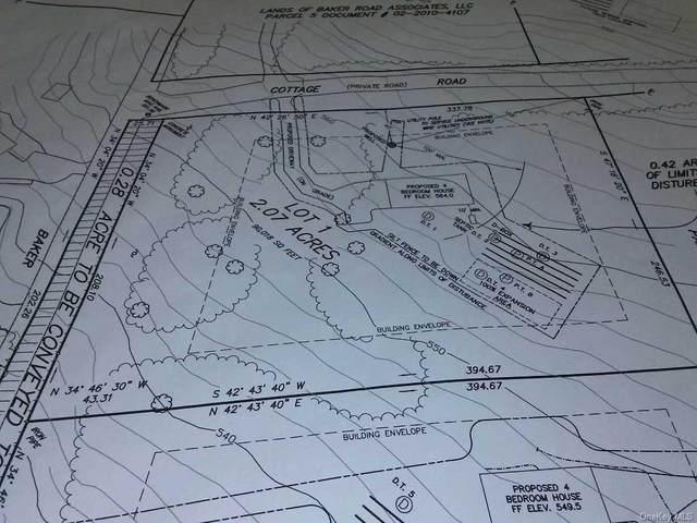 Cottage & Baker Road, Beekman, NY 12533 (MLS #H6040347) :: Signature Premier Properties