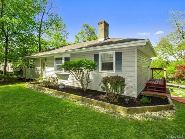 39 West Avenue, Putnam Valley, NY 10579 (MLS #H6040376) :: William Raveis Baer & McIntosh