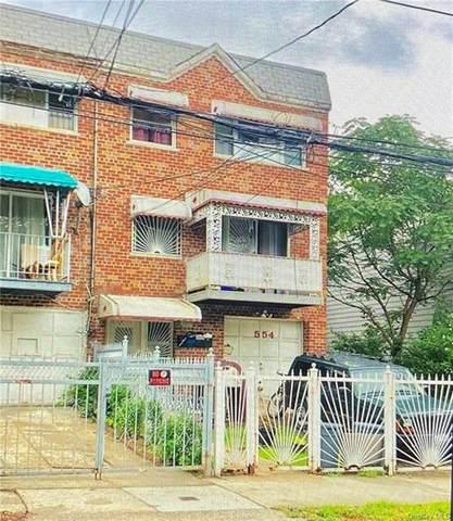 554 Bolton, Bronx, NY 10473 (MLS #H6040462) :: Cronin & Company Real Estate