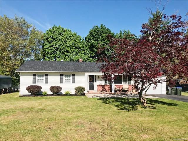 26 Emerson Drive, Blooming Grove, NY 10992 (MLS #H6040484) :: William Raveis Baer & McIntosh