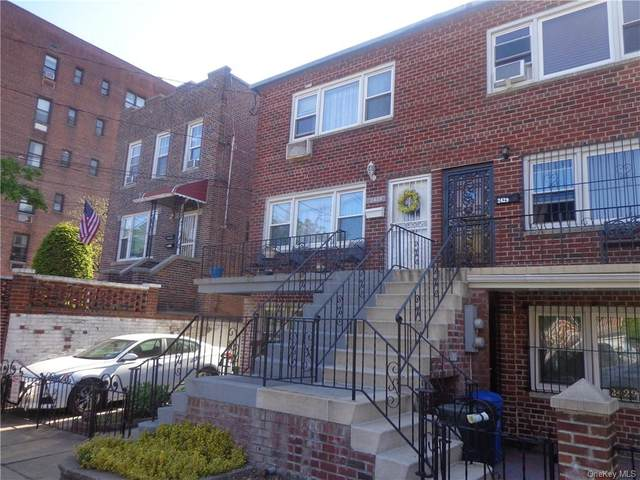 2425 Barnes, Bronx, NY 10467 (MLS #H6040502) :: Cronin & Company Real Estate