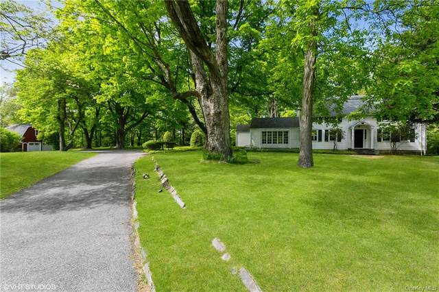 51 Round Hill Road, North Castle, NY 10504 (MLS #H6040538) :: William Raveis Baer & McIntosh