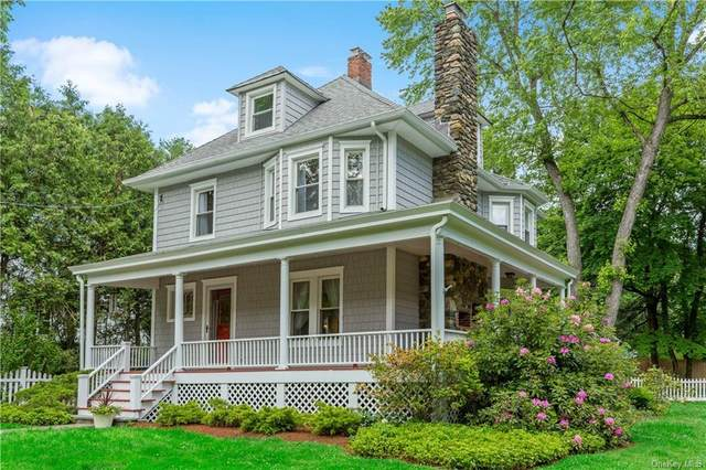 889 Pleasantville Road, Ossining, NY 10510 (MLS #H6040625) :: William Raveis Baer & McIntosh