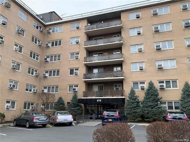 470 Halstead Avenue 6S, Harrison, NY 10528 (MLS #H6040627) :: William Raveis Baer & McIntosh