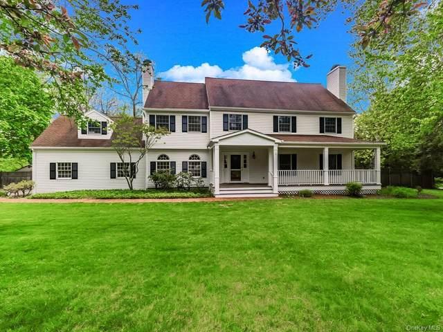 4 Upland Court, Lewisboro, NY 10590 (MLS #H6040682) :: Mark Boyland Real Estate Team