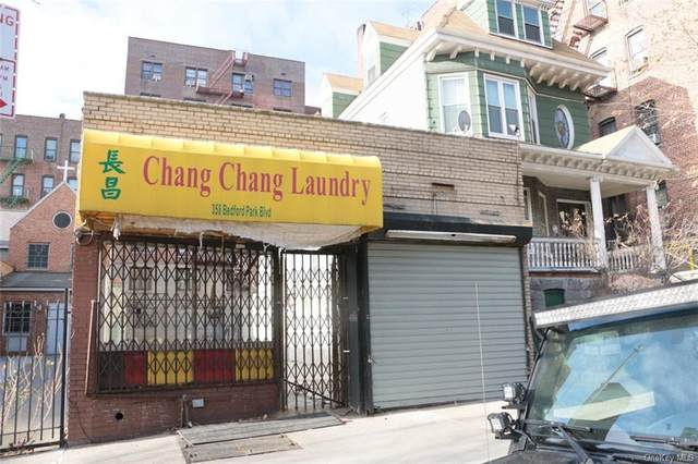 358 Bedford Park Boulevard, Bronx, NY 10458 (MLS #H6040692) :: Cronin & Company Real Estate