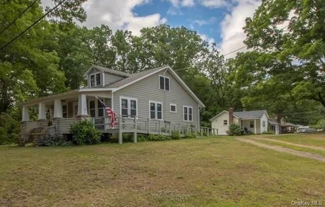 1 Ella, Wawarsing, NY 12458 (MLS #H6040804) :: Cronin & Company Real Estate