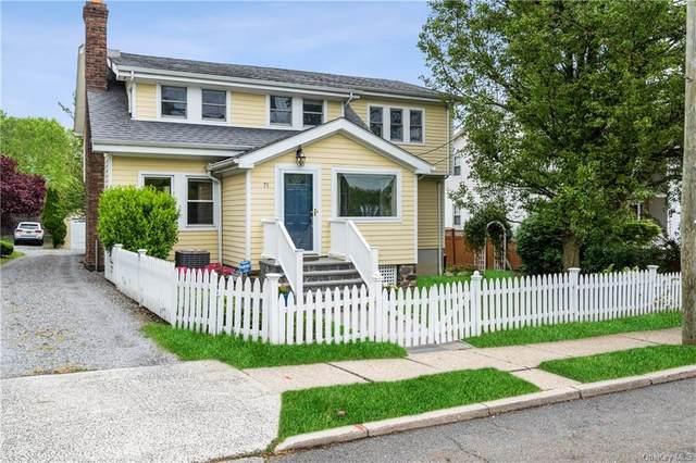 71 6th Street, Pelham, NY 10803 (MLS #H6040810) :: Signature Premier Properties