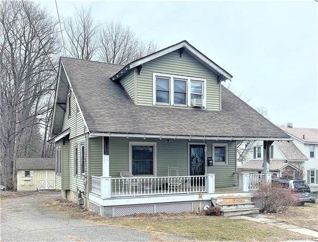 20 Bennett Street, Middletown, NY 10940 (MLS #H6040930) :: Cronin & Company Real Estate