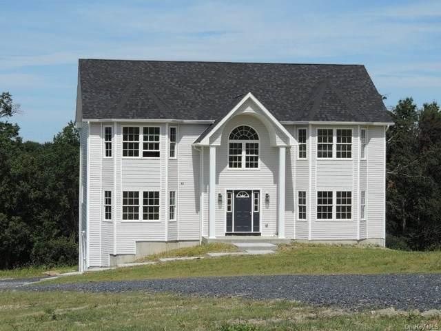24 Trotter (Lot 7), New Windsor, NY 12575 (MLS #H6040936) :: Cronin & Company Real Estate
