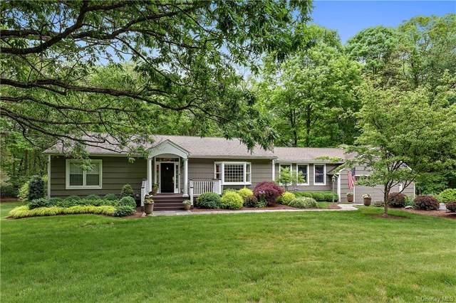 8 Cradle Rock Road E, Pound Ridge, NY 10576 (MLS #H6040975) :: Mark Boyland Real Estate Team