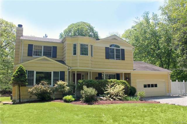 235 Elmwood Road, Lewisboro, NY 10590 (MLS #H6041060) :: Signature Premier Properties
