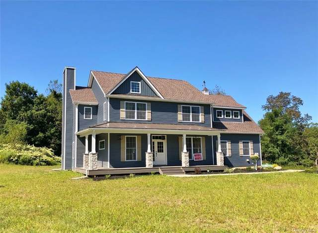 Lot #2 Cortright Road, Wallkill Town, NY 10940 (MLS #H6041092) :: Cronin & Company Real Estate