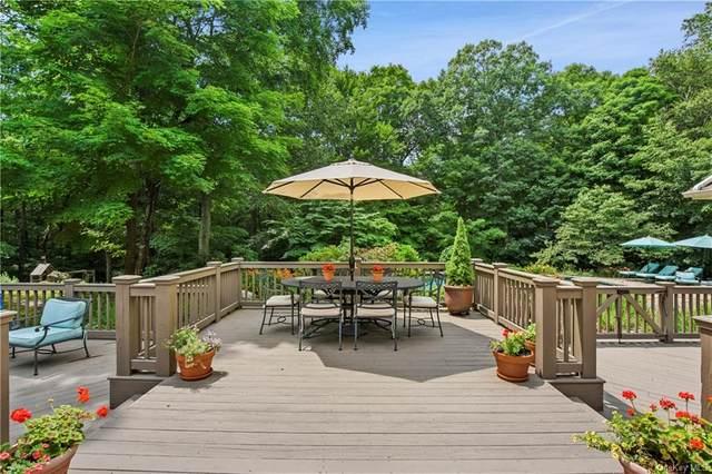 1 Blacksmith Lane, Pound Ridge, NY 10576 (MLS #H6041218) :: Mark Boyland Real Estate Team