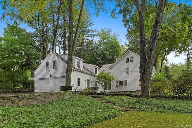 98 Pound Ridge Road, Bedford, NY 10506 (MLS #H6041281) :: Mark Seiden Real Estate Team
