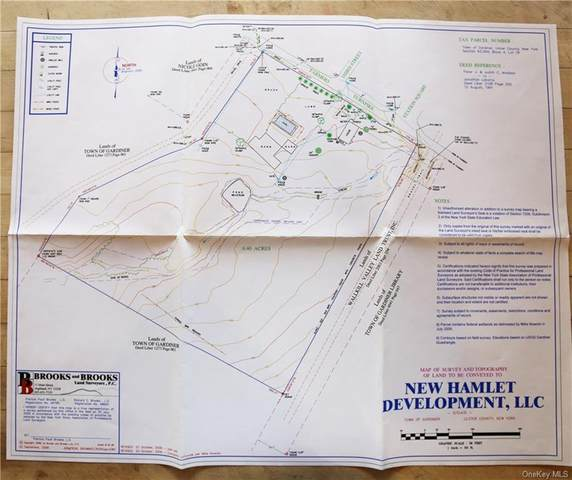 143 Farmers Turnpike, Gardiner, NY 12525 (MLS #H6041392) :: Cronin & Company Real Estate