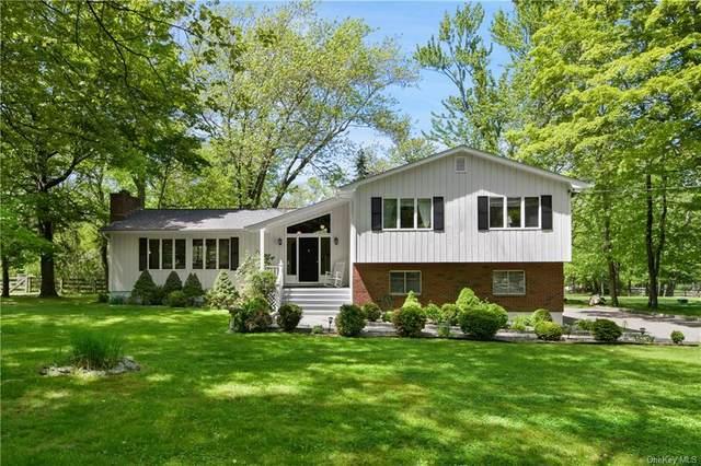 214 Hunt Lane, North Salem, NY 10560 (MLS #H6041428) :: Mark Boyland Real Estate Team