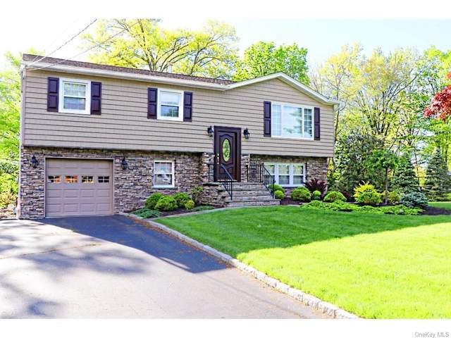 64 Ridge Road, Clarkstown, NY 10989 (MLS #H6041658) :: William Raveis Baer & McIntosh