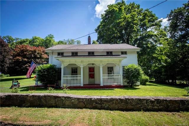 39 Mooney Hill Road, Kent, NY 12531 (MLS #H6041720) :: Mark Boyland Real Estate Team