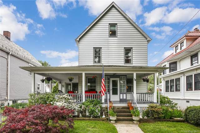 38 Redfield Street, Rye City, NY 10580 (MLS #H6041926) :: William Raveis Baer & McIntosh