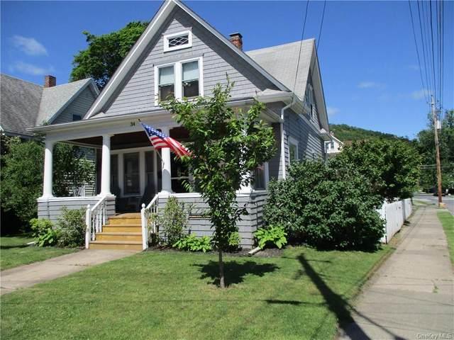 34 Ferguson Avenue, Port Jervis, NY 12771 (MLS #H6042015) :: William Raveis Baer & McIntosh