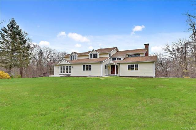 118 Smith Ridge Road, Lewisboro, NY 10590 (MLS #H6042098) :: Signature Premier Properties