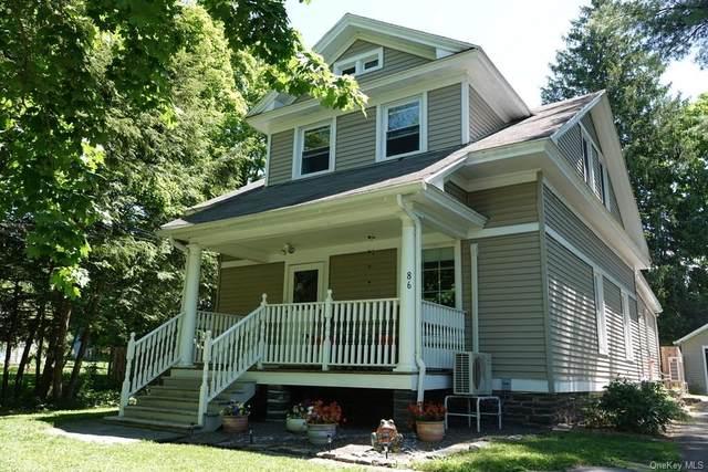 86 Rock City Road, Woodstock, NY 12498 (MLS #H6042104) :: William Raveis Baer & McIntosh